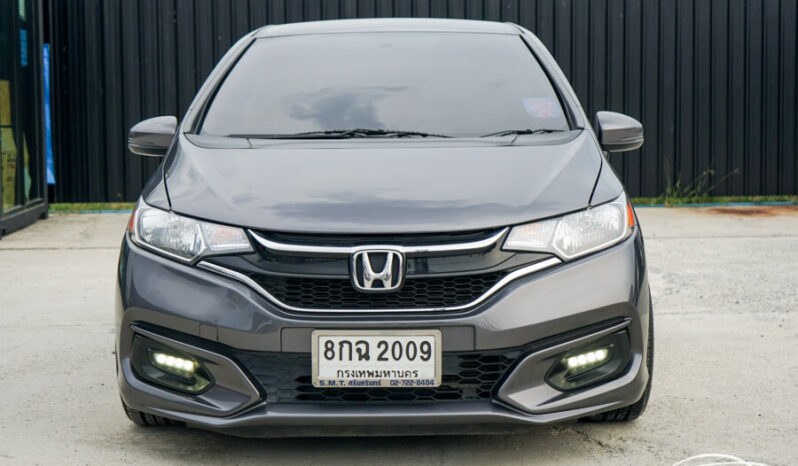 HONDA JAZZ 1.5 V+ AT ปี 2018 full