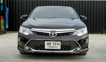 TOYOTA CAMRY 2.0G AT ปี 2012 full
